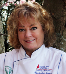 Chef kimberly Jones headshot