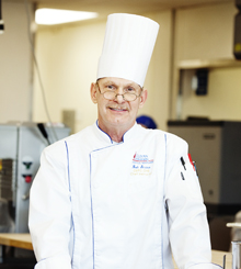 Chef Robert Straw headshot