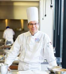 Chef John Foster headshot