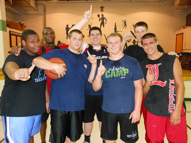 Student Life – Intramural Sports