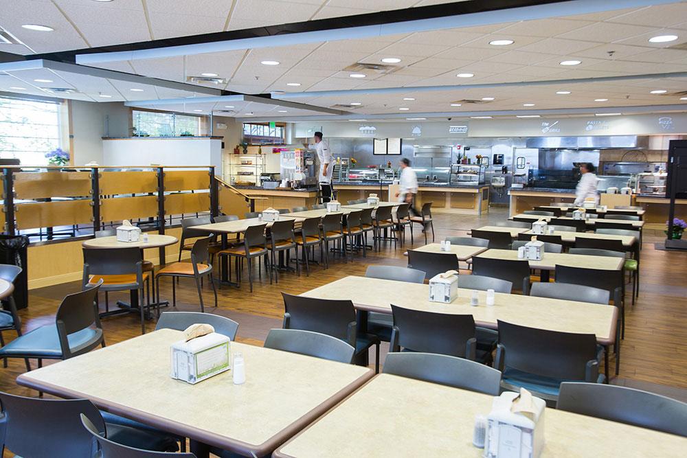 Sullivan University cafeteria