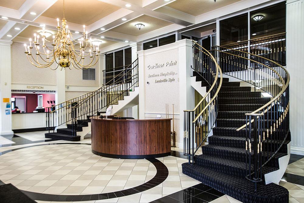 Gardiner ponit entry hall
