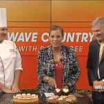 Sullivan chef cooking on wave country news