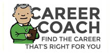 career coach find that career that's right for you banner graphic