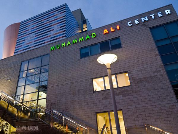 Muhammad Ali Center exterior photo