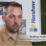 Matthew Hamilton Sullivan College of Technology and Design, graduate