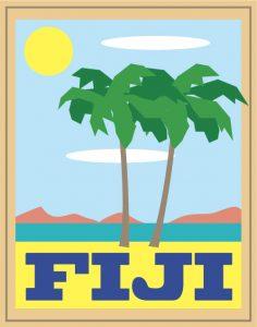 fiji sticker icon
