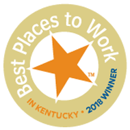 best place to work in Kentucky logo sullivan university 2018 winner logo