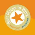 best places to work in Kentucky 2018 winner badge