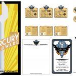 mercury hardware branding package