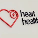 heart health 3D logo