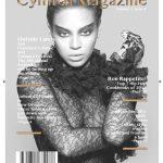 Mariah Mahoney Magazine cover