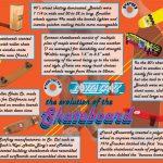 the evolution of the skateboard digital illustration