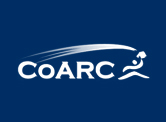 the commission on accreditation for respiratory care coarc logo