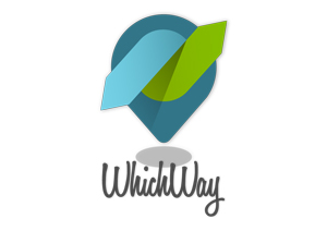 WhichWay logo