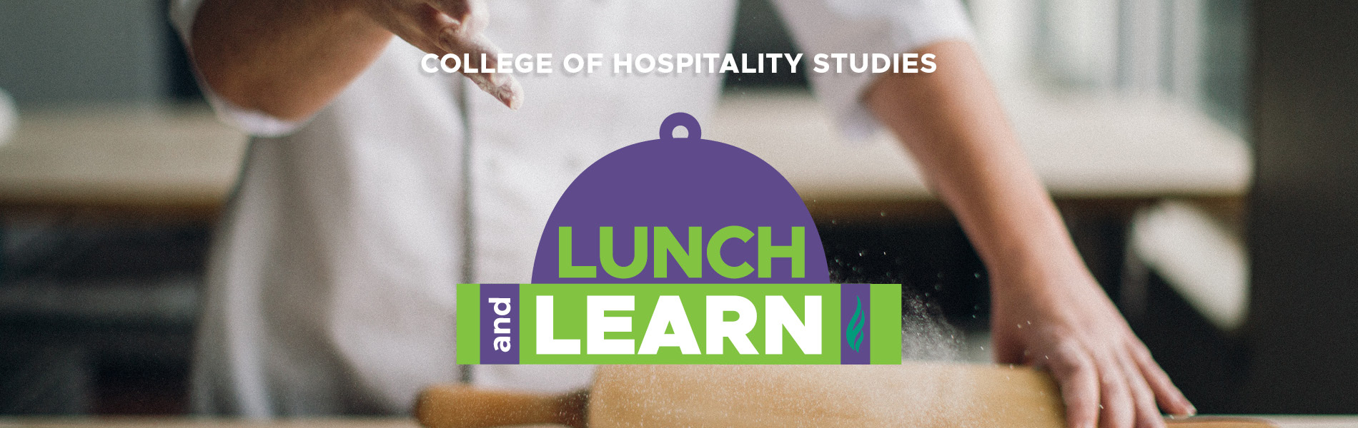 Sullivan University College of Hospitality Studies Lunch and Learn Image